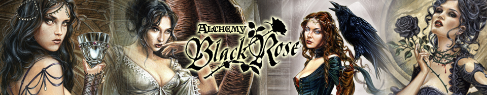 Alchemy Black Rose